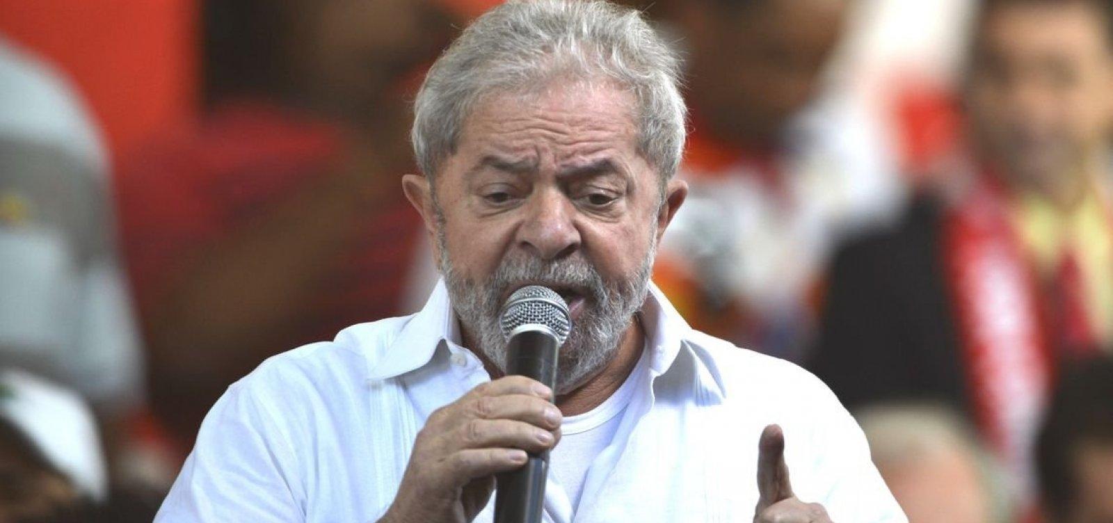 Juiz da Lava Jato nega afastamento do delegado que investiga Lula