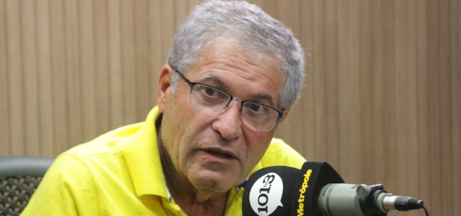 Rocha critica 'fritura' de líder do governo na Câmara