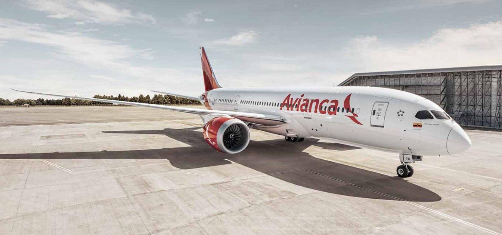 Avianca paga mais um dia de operação no aeroporto de Salvador