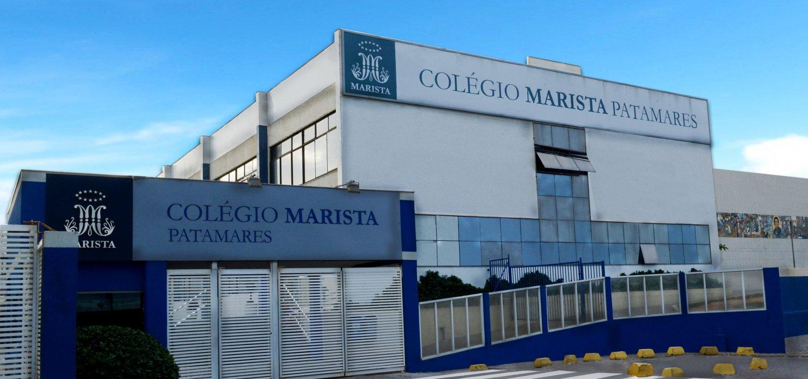 Estudante do Colégio Marista é suspenso após postar imagem de ataque em Columbine