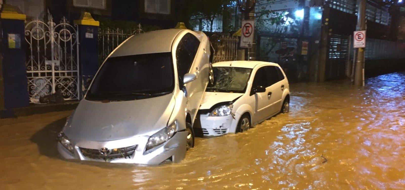 Subiu para sete o número de mortos em temporal no Rio de Janeiro