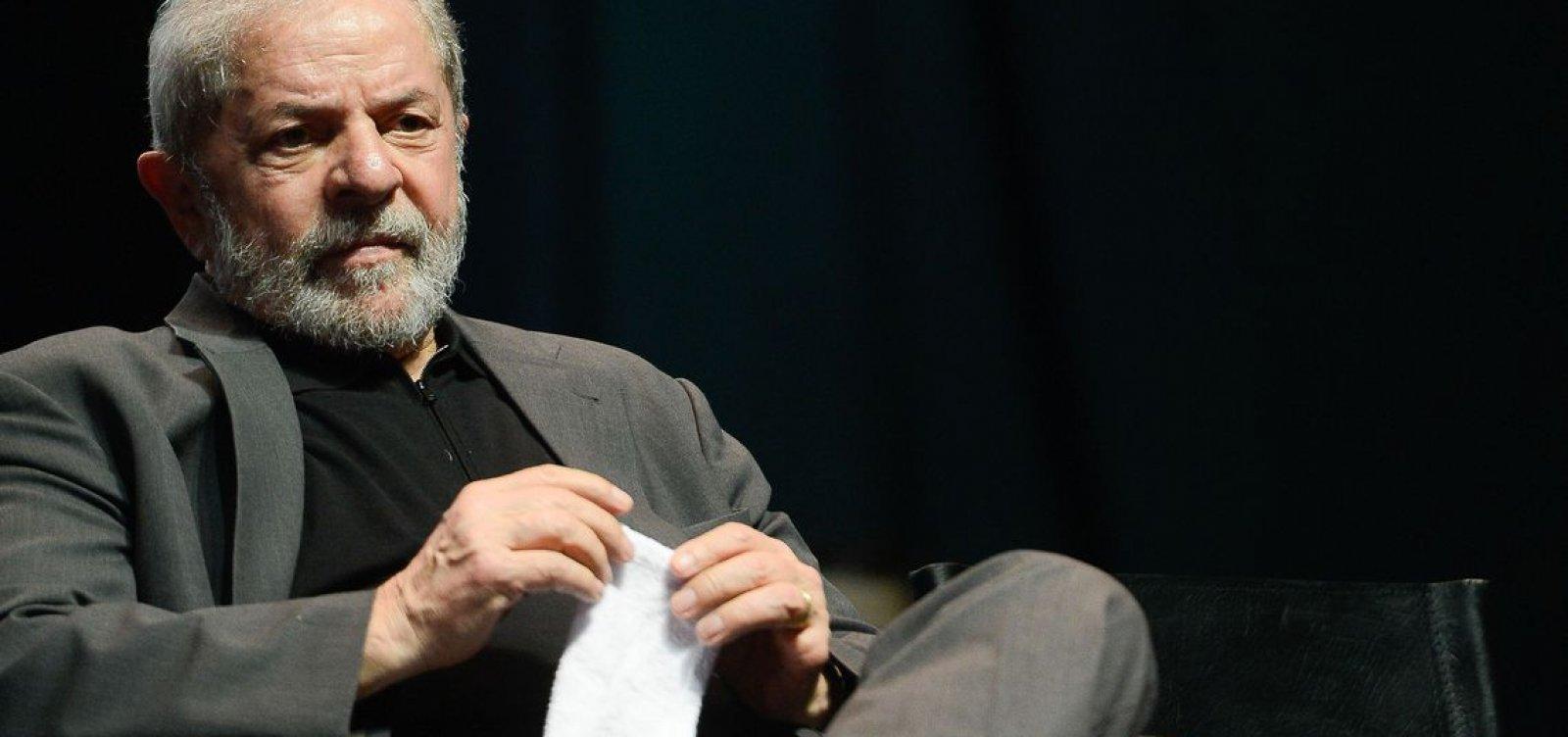 PGR opina contra anulação do processo do triplex de Lula