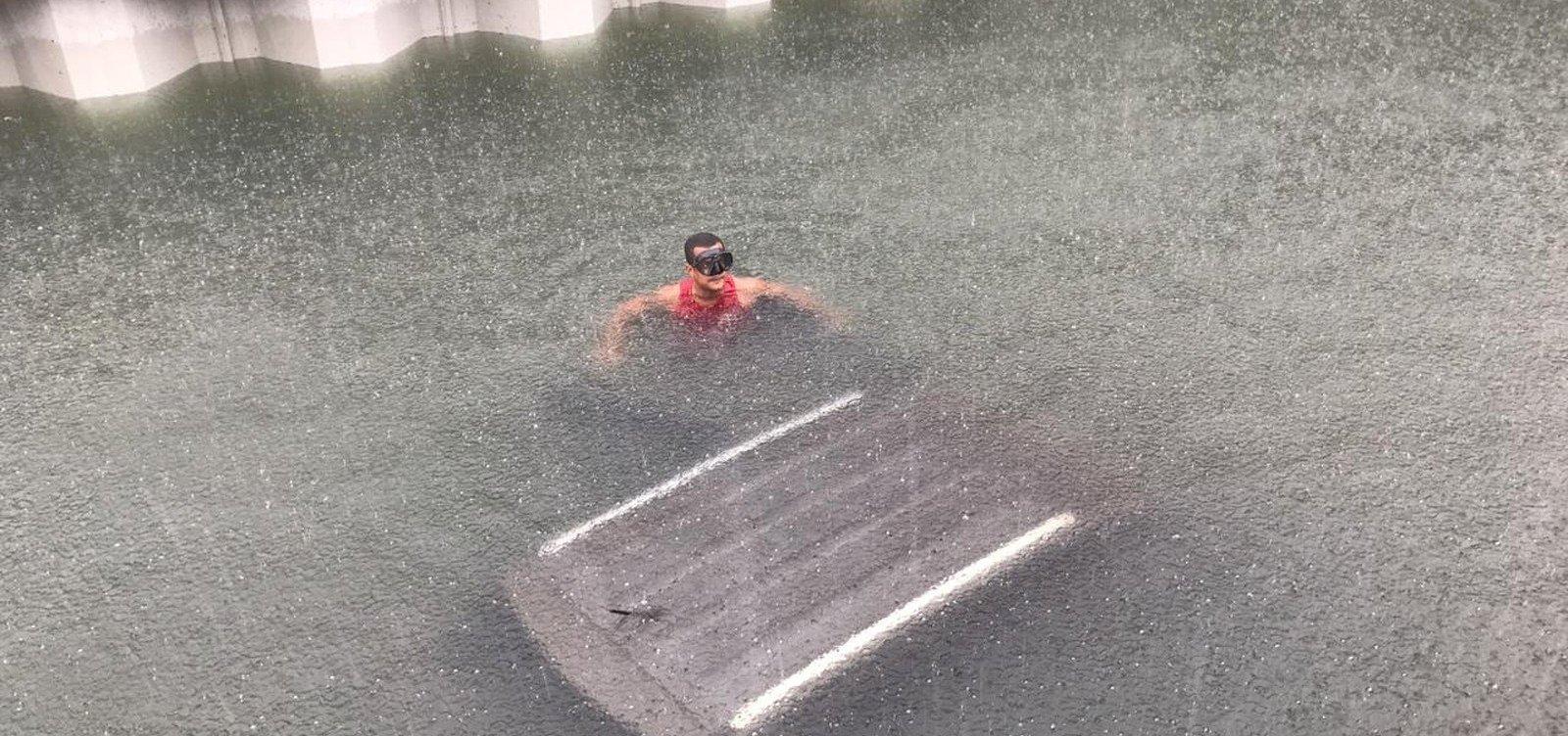 Sobe para 10 o número de mortos em temporal no Rio de Janeiro
