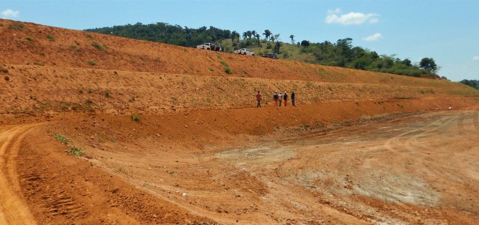 Barragem na Bahia é interditada por alto risco de rompimento e inundação
