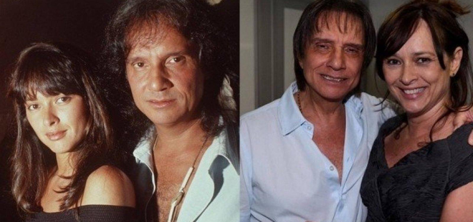 Myrian Rios revela motivo da separação de Roberto Carlos: 'Fez vasectomia'