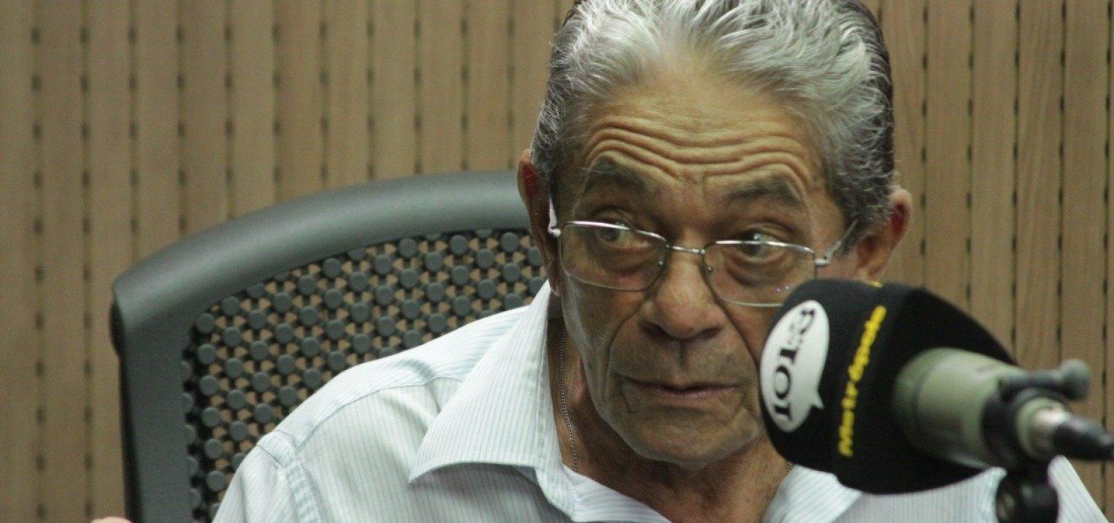 Eleições no Vitória: 'A sardinha vai voltar a ser sardinha', diz Raimundo Viana