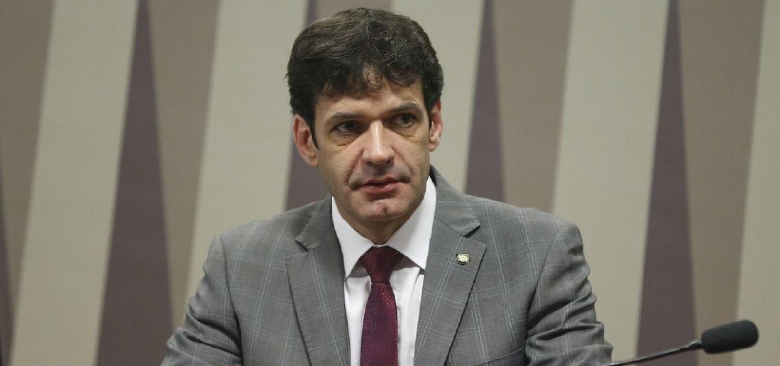 Ministro do Turismo diz que não houve candidaturas-laranja