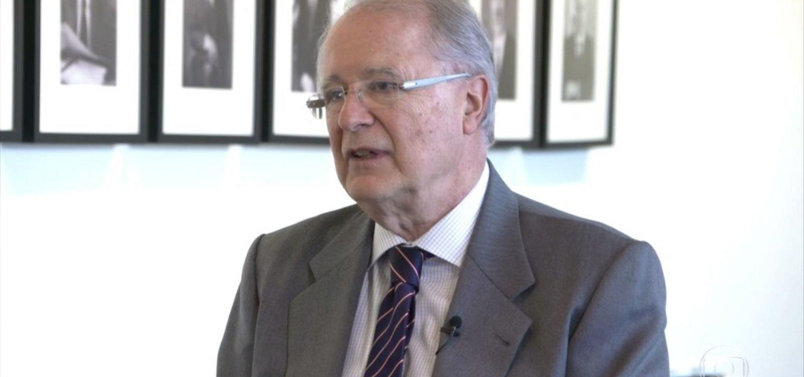 Após encontro com Mourão, chanceler é transferido para São Paulo
