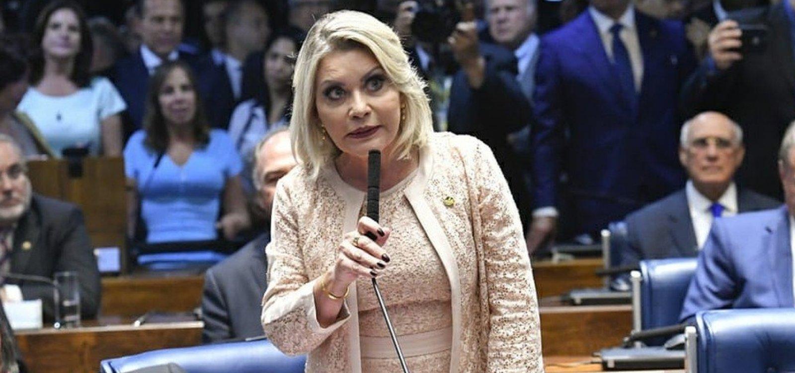'Moro de saias', senadora do PSL é cassada