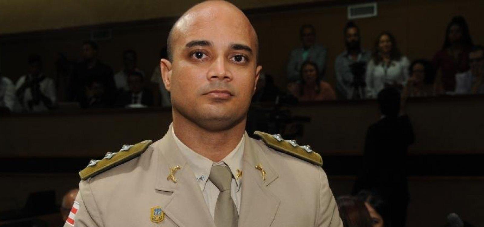 Deputado do PSL quer trocar detenção por repreensão a PM que cometer infração