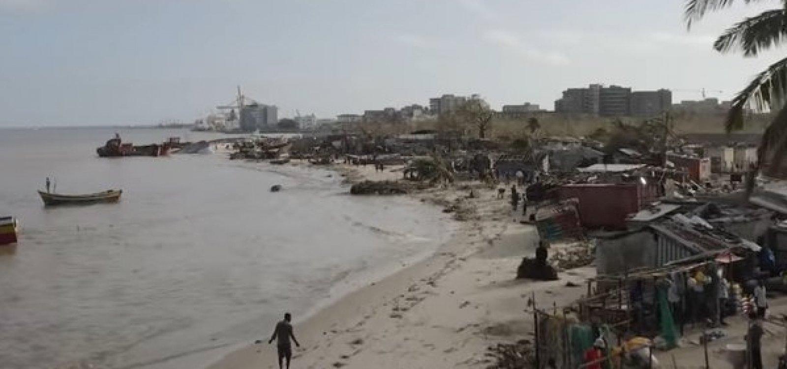 Passa de 1 mil o número de mortos pelo ciclone Idai, na África