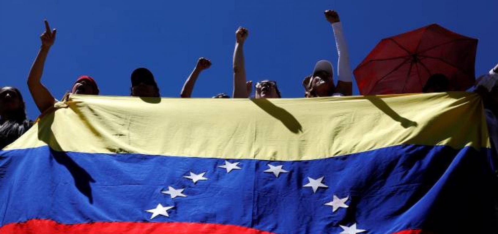 Ajuda do FMI e BM à Venezuela depende que membros decidam entre Guaidó e Maduro