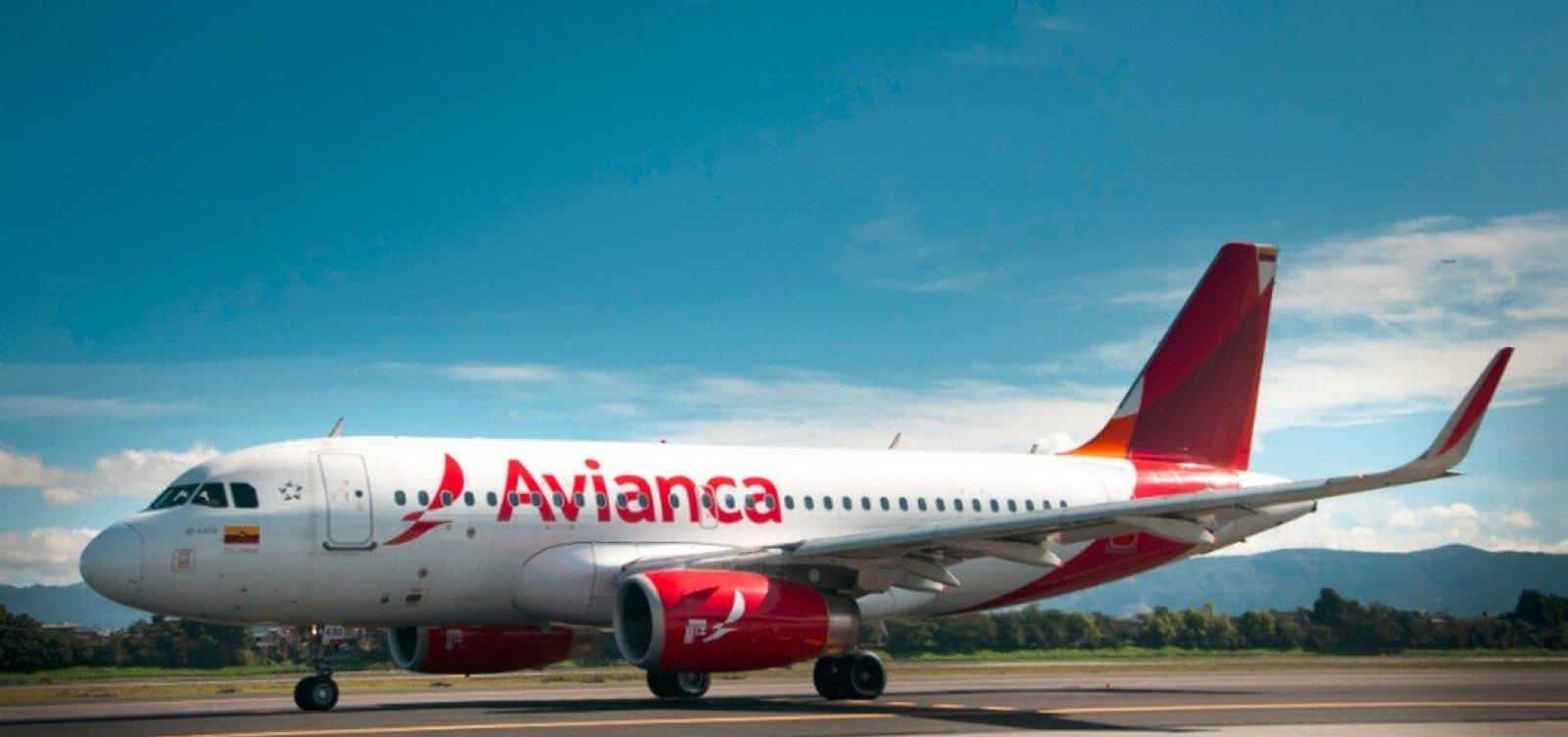 Voos da Avianca seguem garantidos neste sábado em Salvador