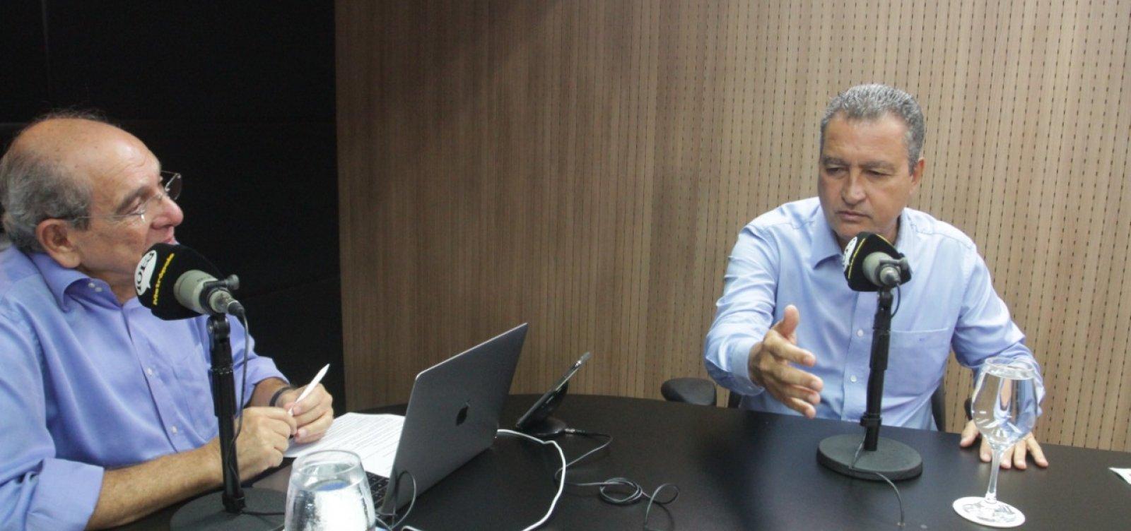 Rui diz que espera 'bom senso' para fim da greve em universidades estaduais