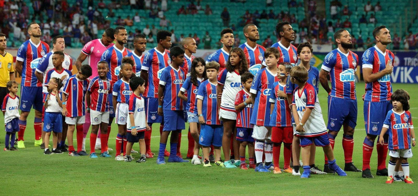 Bahia vai enfrentar o Londrina na quarta fase da Copa do Brasil
