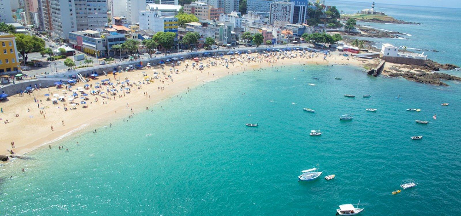 Prefeitura cria Parque Marinho da Barra amanhã