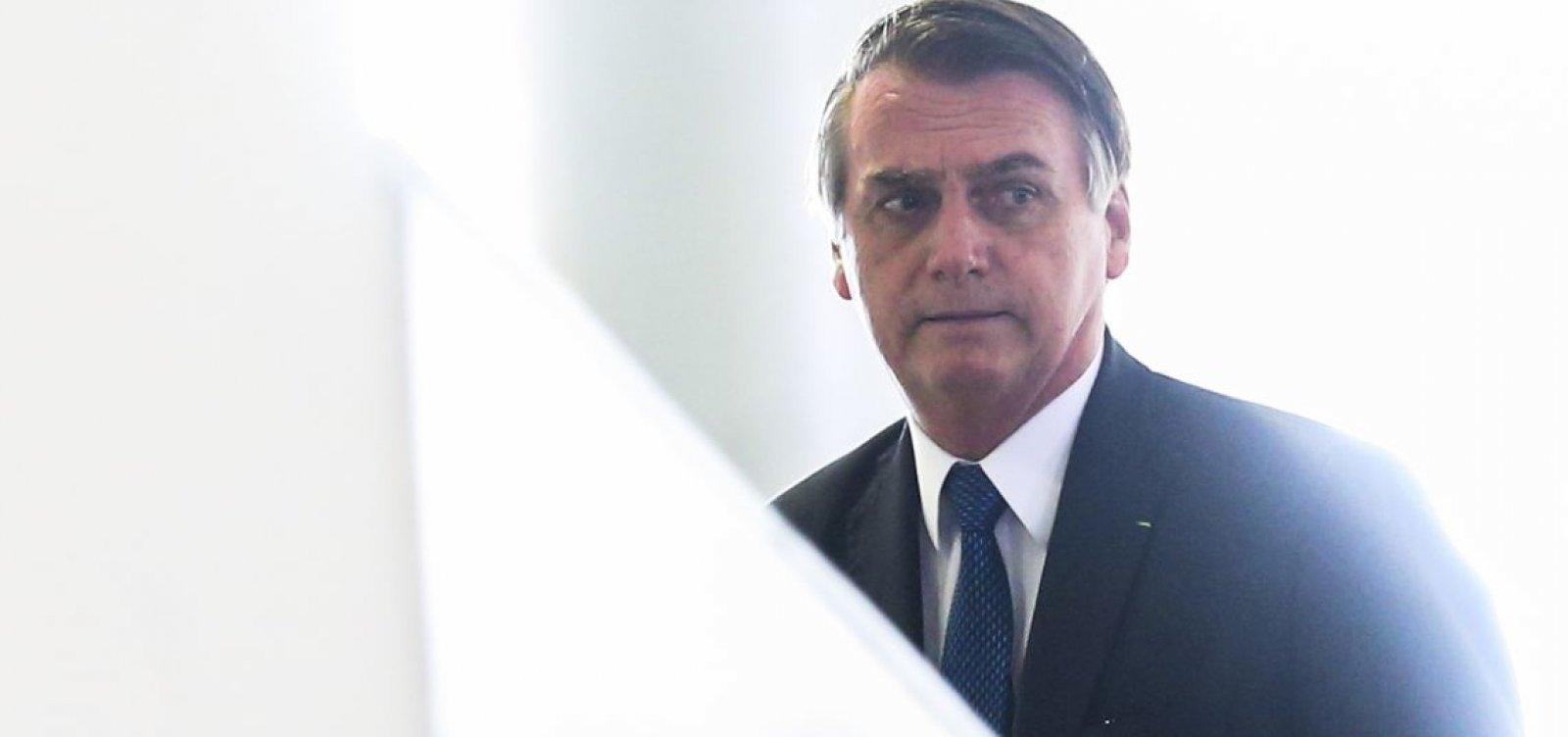 'Não sou economista, já falei que não entendia de economia', diz Bolsonaro sobre intervir na Petrobras