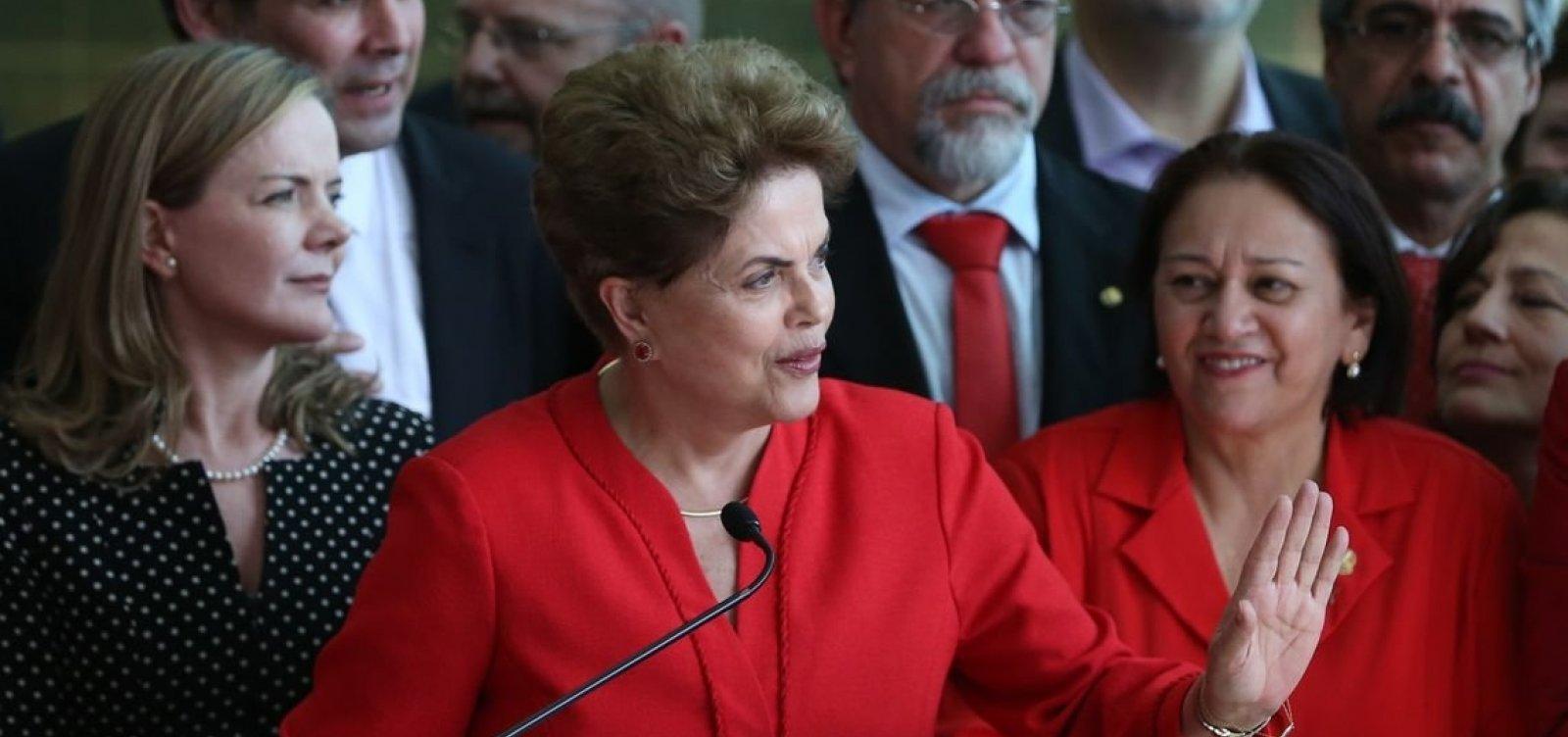 Funcionários de Dilma lideram gastos com viagens do Executivo em 2019