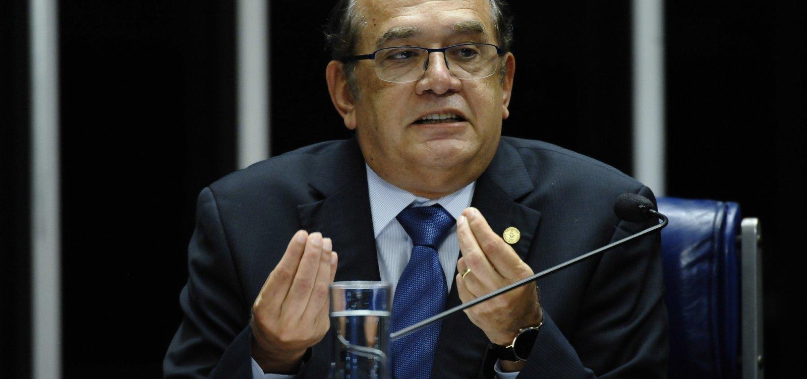 Após pedido de Gilmar Mendes, STF vai julgar habeas corpus de Lula