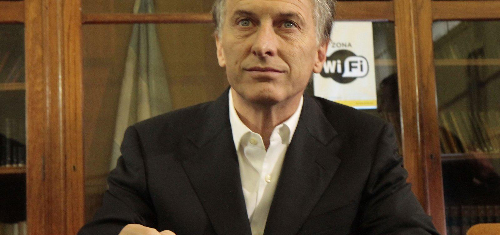 Argentina decide deixar Unasul