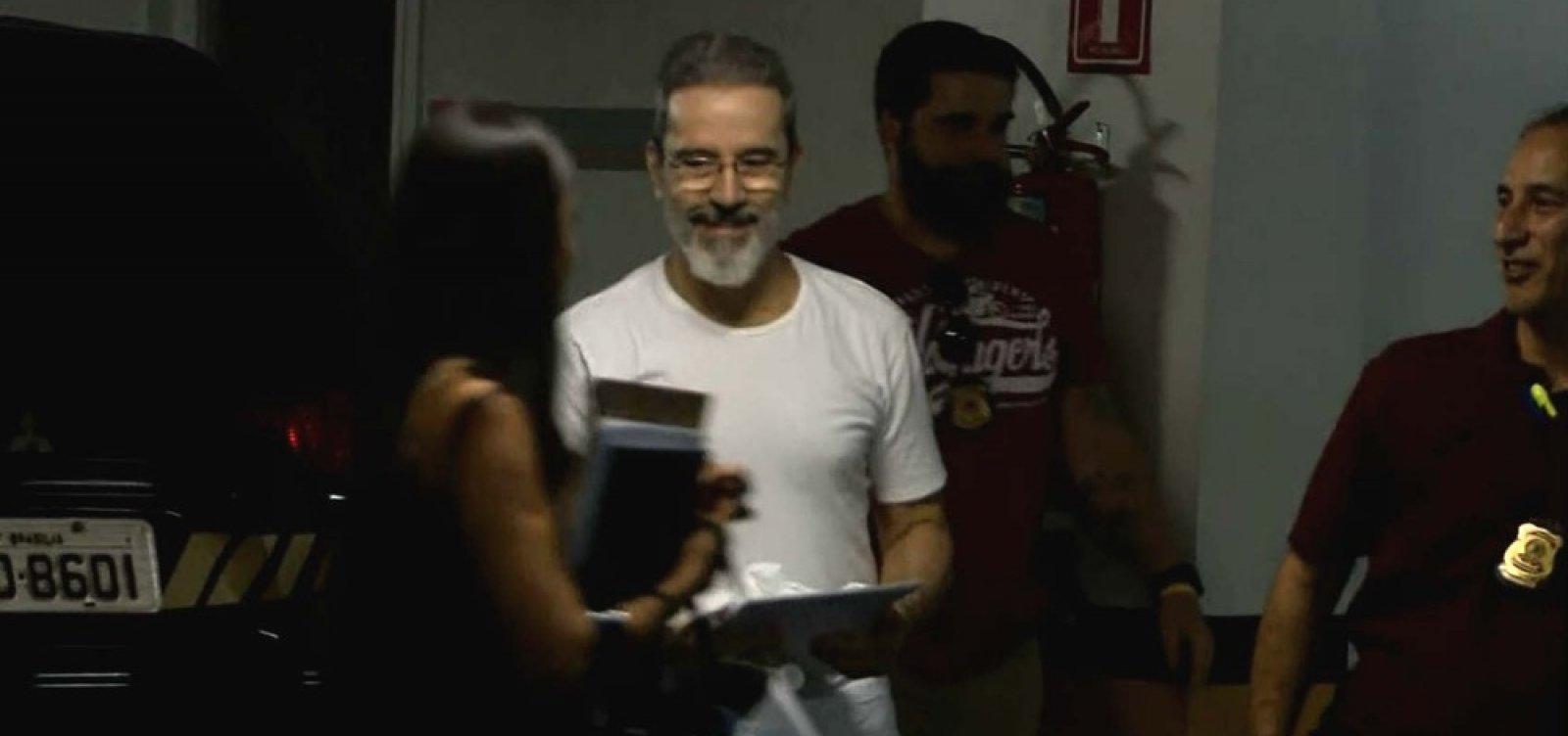 Justiça autoriza Luiz Estevão a trabalhar fora de presídio