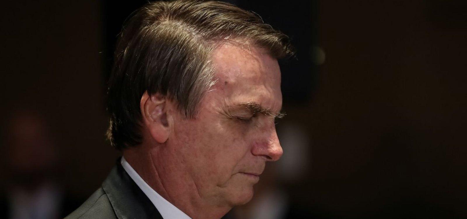 Presidente de Israel critica fala de Bolsonaro sobre Holocausto