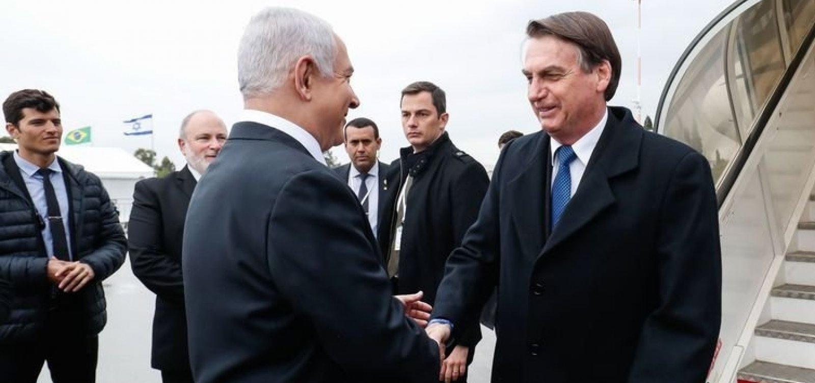 Em carta a Israel, Bolsonaro se retrata sobre declaração de que é possível 'perdoar o Holocausto'