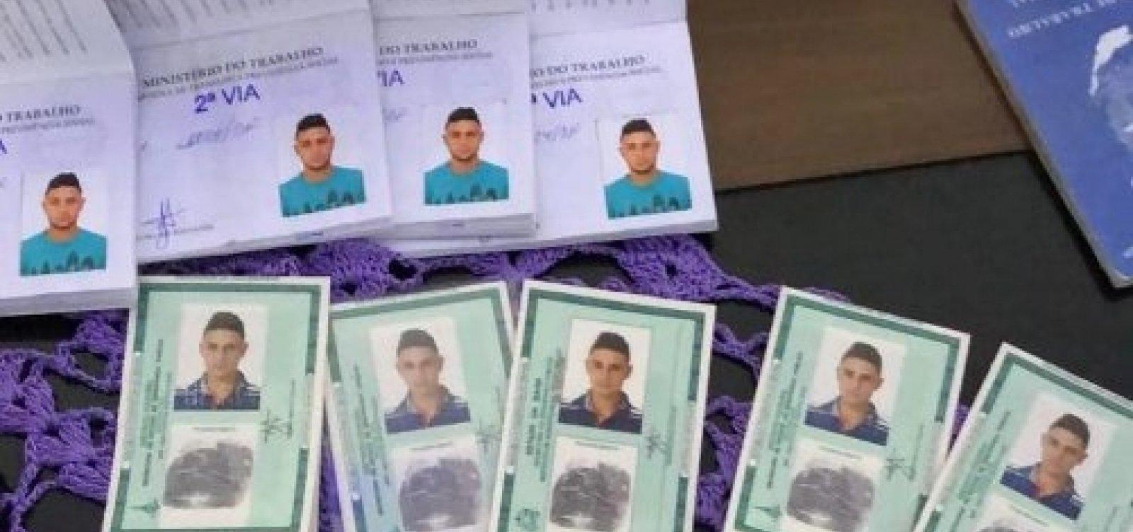 PF realiza operação contra fraudes no seguro-desemprego na Bahia e em dois estados