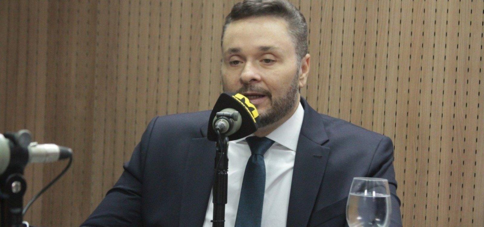 Manoel Vitório diz que Estado 'não tem condição nenhuma' de dar reajuste a servidores