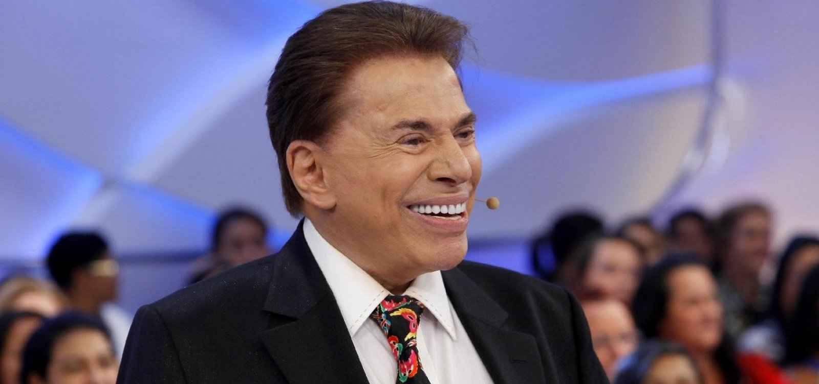 Silvio Santos comenta suposto salário de R$ 5 milhões de Faustão: 'Mentiroso'
