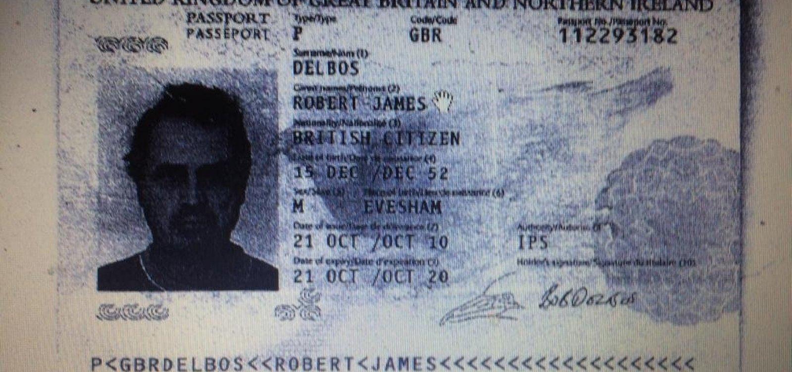 Inglês indiciadopor veleiro com 1t de cocaína em Cabo Verde é extraditado