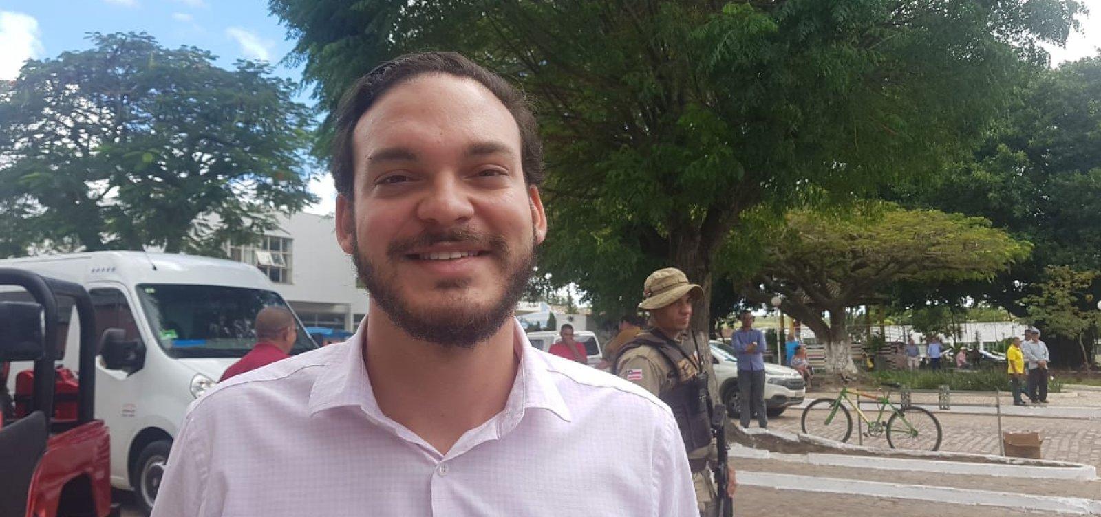 Ex-aliado de Neto, deputado diz que migrou para lado de Rui para 'alinhar base eleitoral'