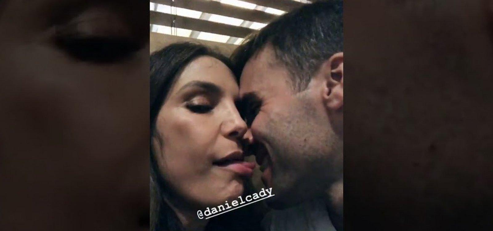 Ivete comemora Dia do Beijo com o marido: 'Beije muito, muitas vezes, e de novo e mais uma vez'