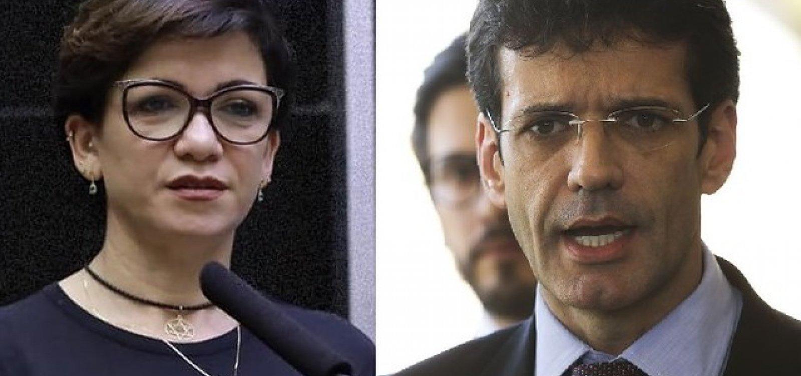 Câmara analisa proteção a deputada que diz ter sido ameaçada de morte por ministro