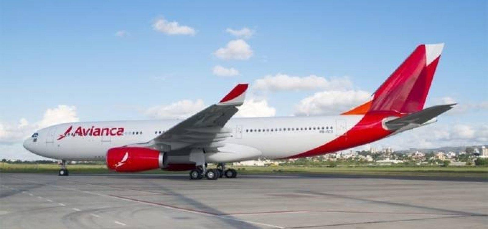 Avianca cancela 10 voos em Salvador entre quinta e sábado
