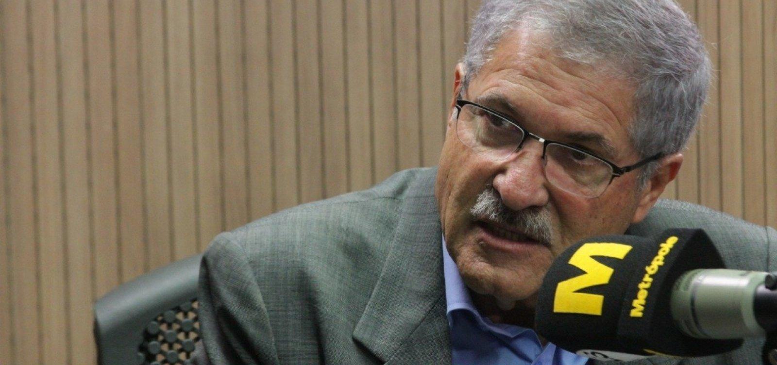 José Rocha sobre coordenação do governo Bolsonaro: 'Está um bate-cabeça muito grande'