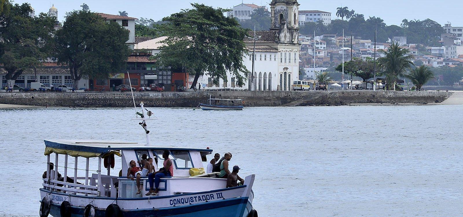 Prefeitura define tarifa de travessia Ribeira-Plataforma e licita concessão