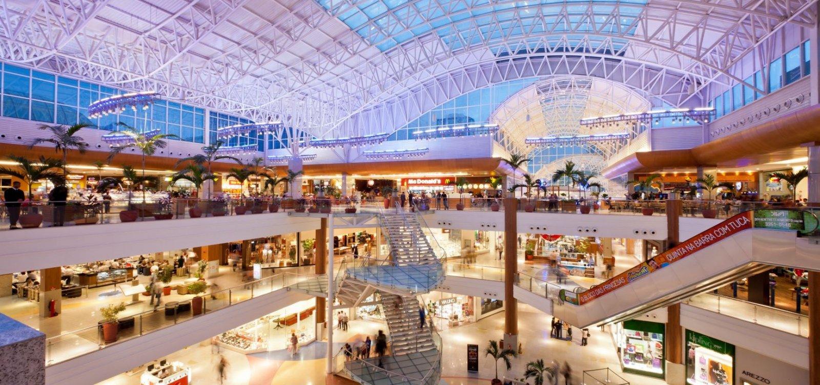 Lojas de shoppings em Salvador vão abrir no Domingo de Páscoa