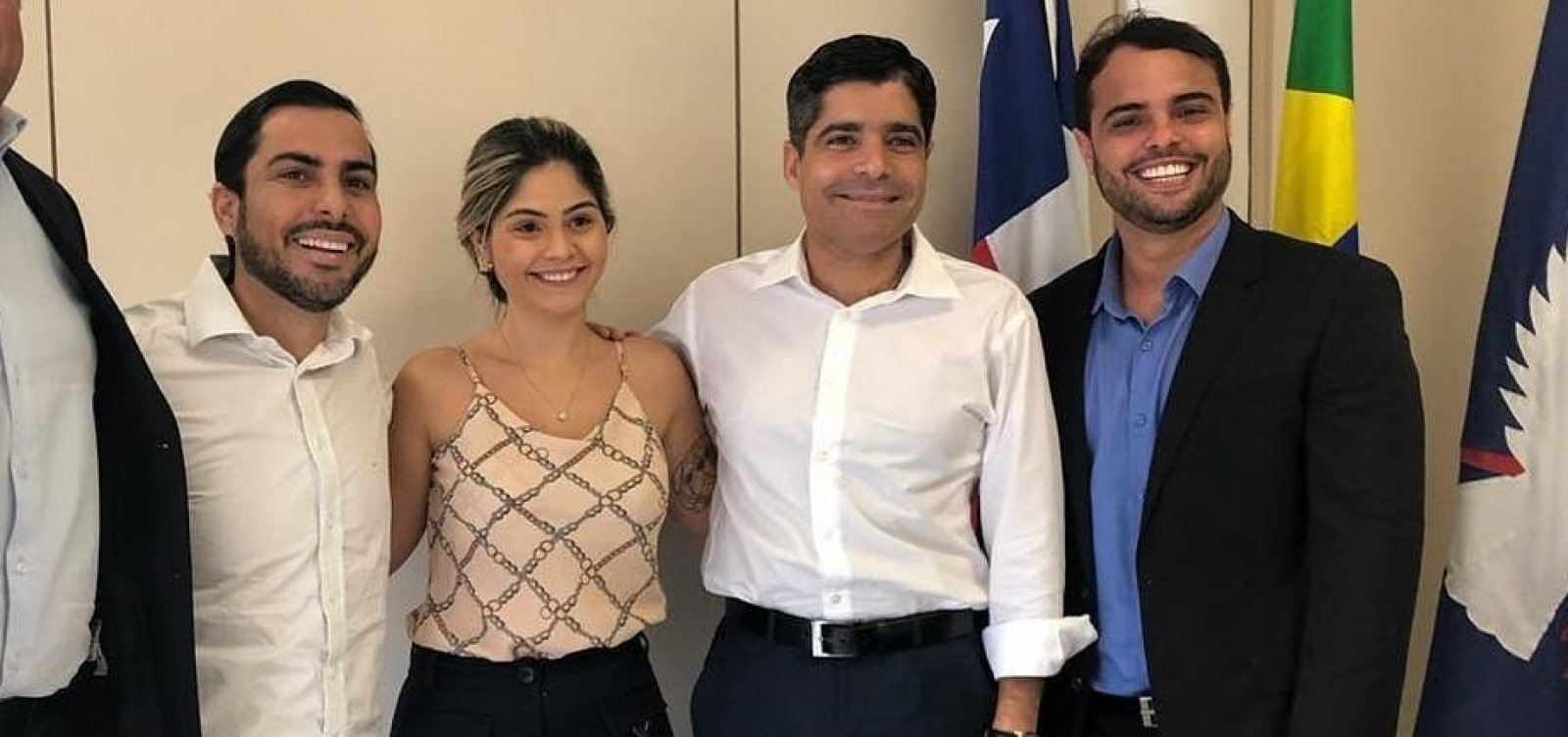 Marcell Moraes emplaca primo em Diretoria Animal
