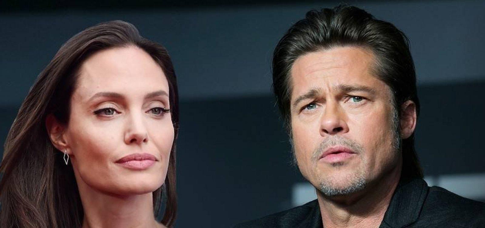 Angelina Jolie retira sobrenome de Brad Pitt após concluir divórcio