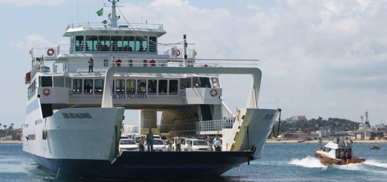 Ferry-Boat: travessia de ônibus e caminhões fica suspensa na Semana Santa