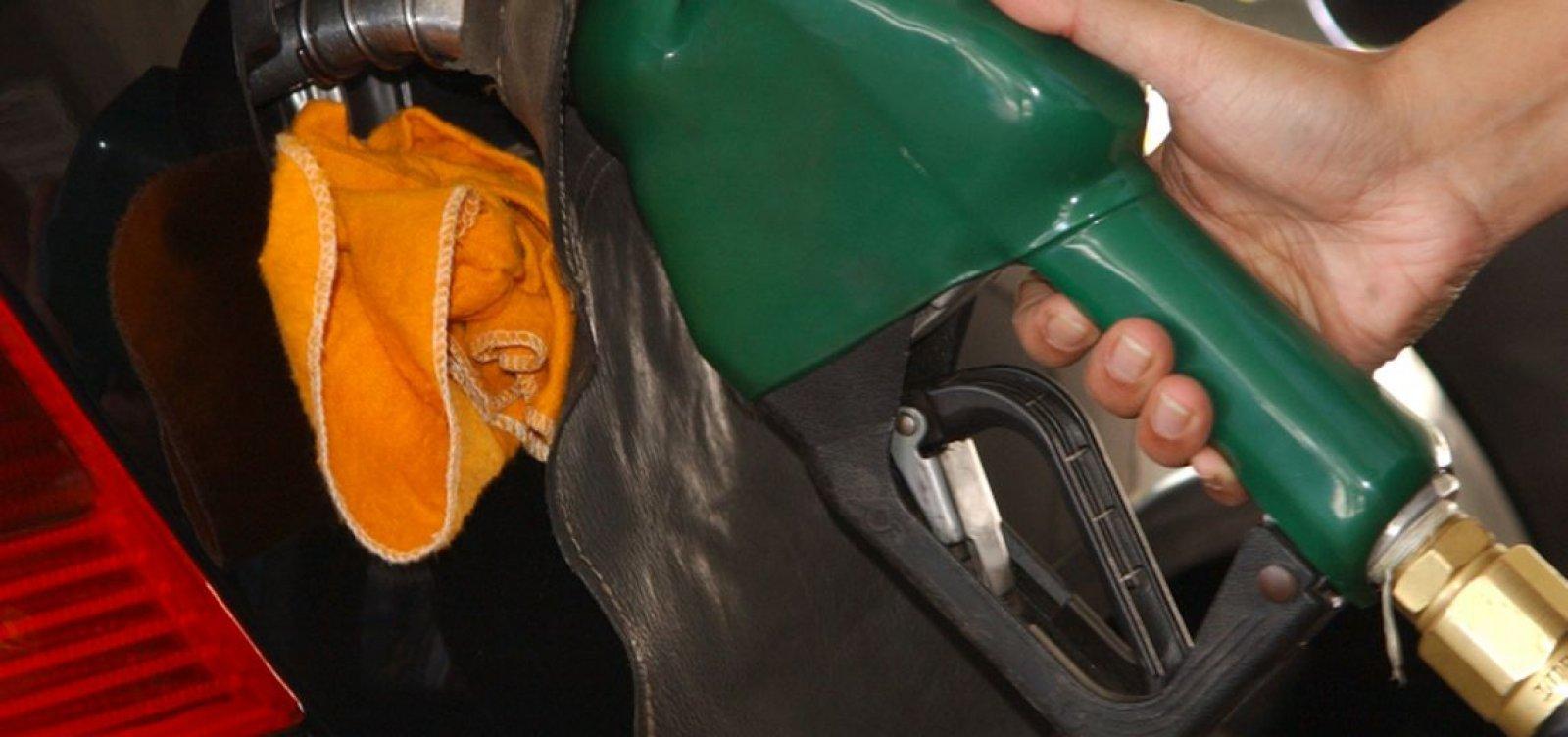 Nas bombas de combustíveis, diesel é mais barato do que antes da greve de 2018