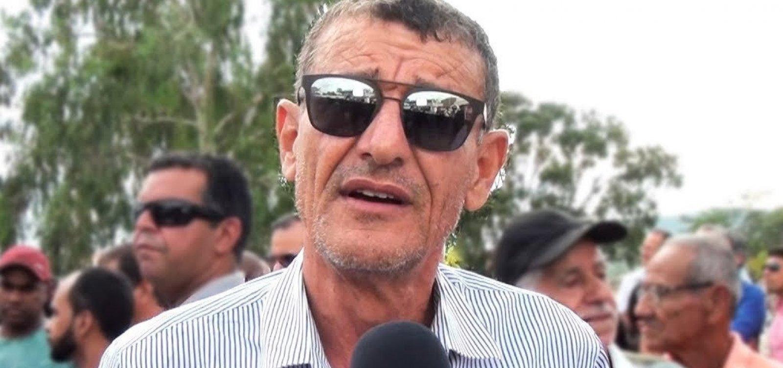 Zé das Virgens ganha cargo no governo Rui Costa