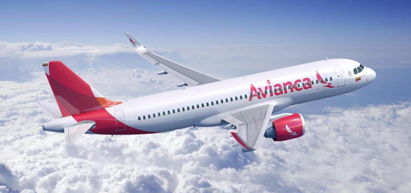 Avianca paga tarifas no Aeroporto de Salvador até quinta