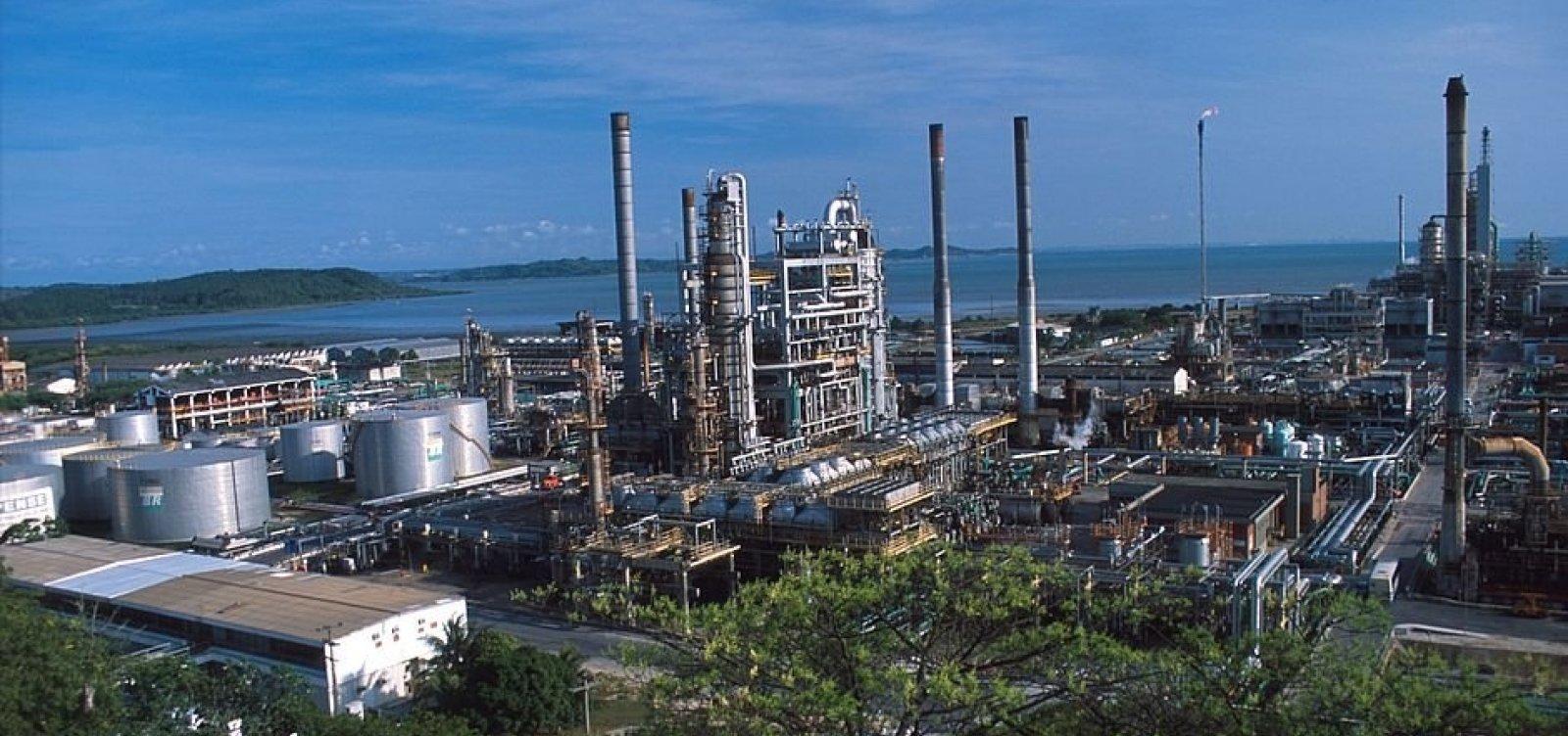 Petrobras venderá metade das refinarias de petróleo a partir de junho