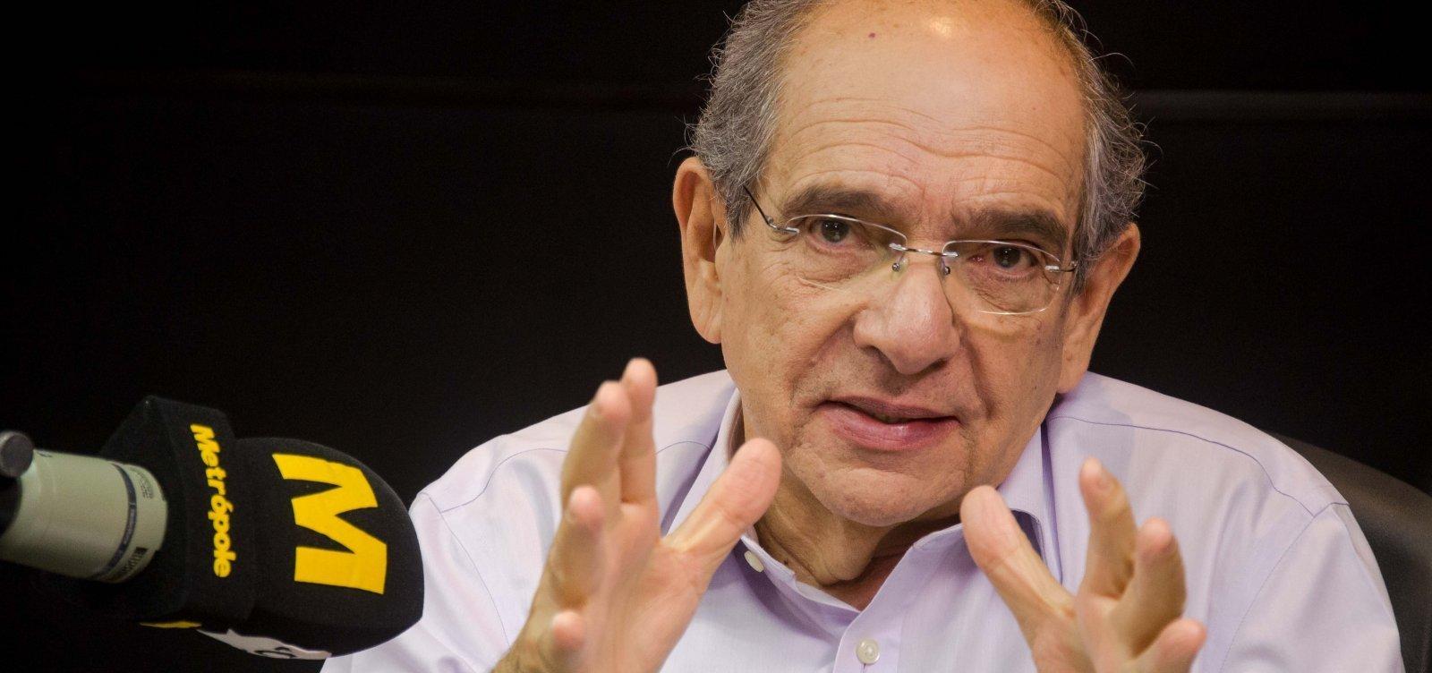 MK diz que conflitos entre poderes são 'preocupantes' para a democracia; assista