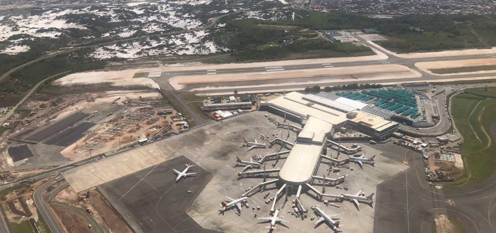 Após leilões, Avianca pode ficar com apenas 10 aeronaves, diz diretor do Aeroporto de Salvador