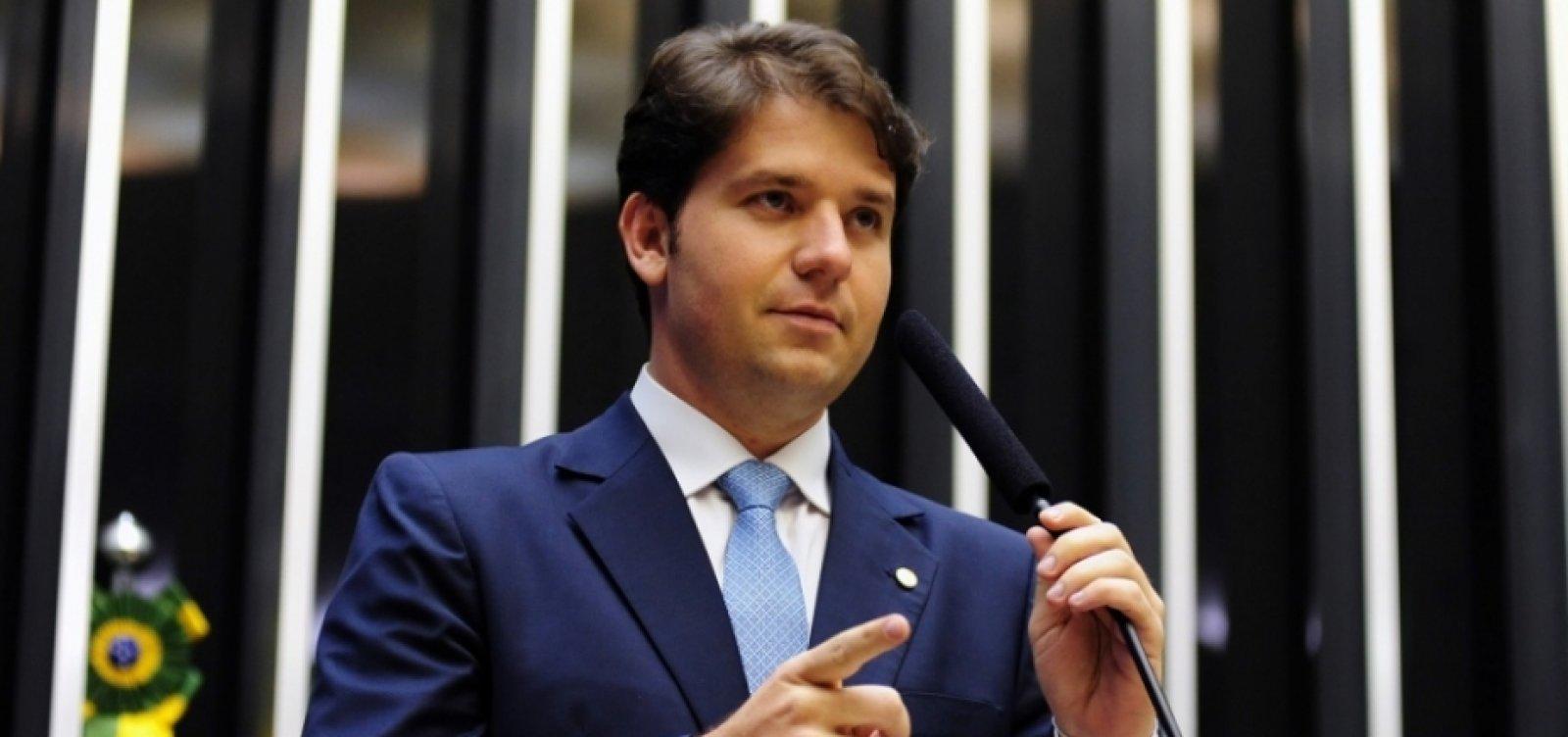 Condenado na Lava-Jato, ex-deputado Luiz Argolo deixa prisão em Salvador