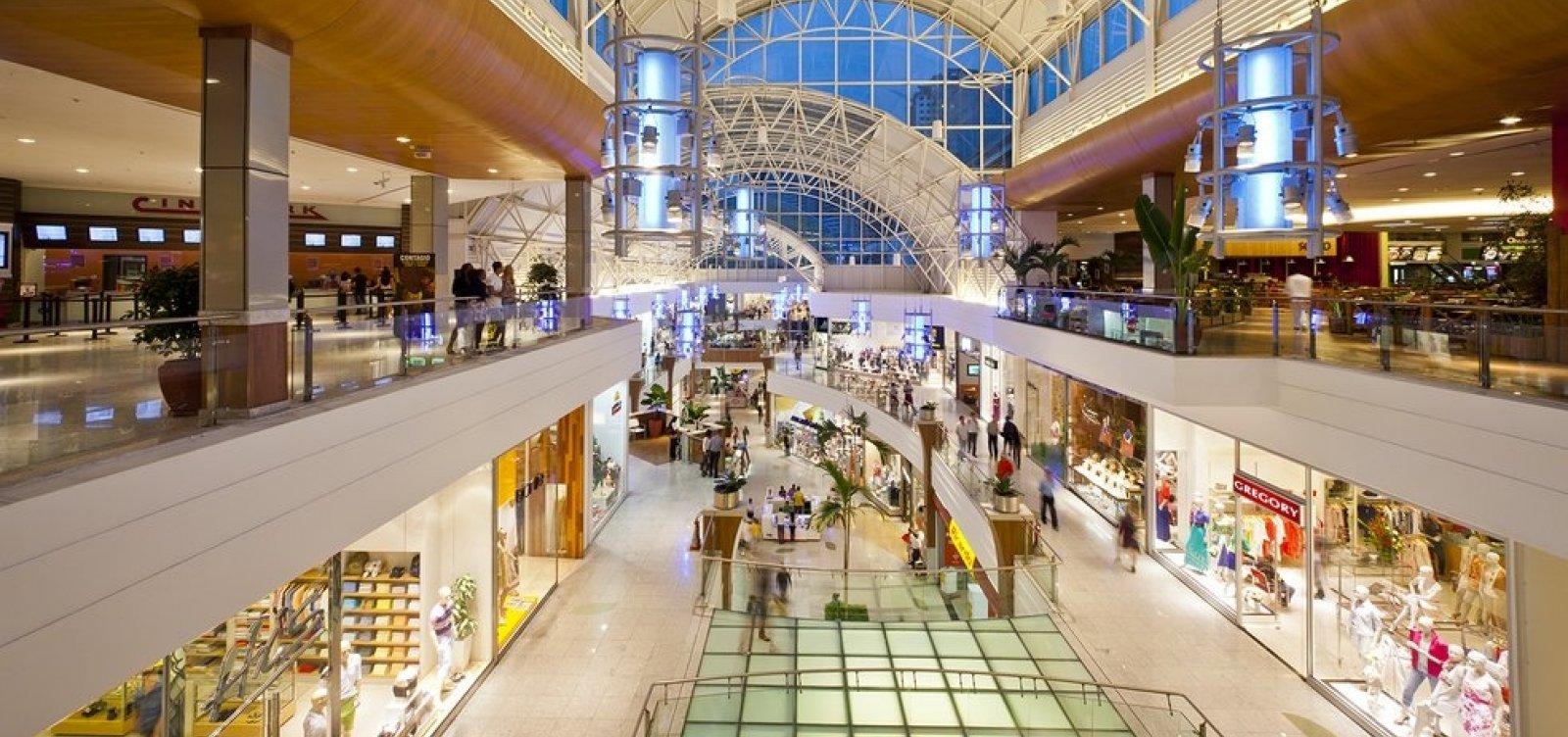 Semana Santa: confira o horário de funcionamento dos shoppings em Salvador