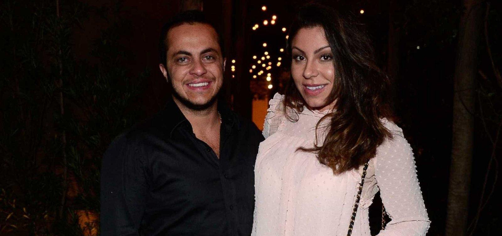 Thammy e Andressa realizam inseminação nos Estados Unidos: 'Só volto pai'